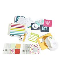 "Project Life Insta Bundle Kit with 2"" Punch"