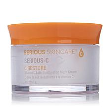 Serious Skincare C Restore Vit C Night Cream AS