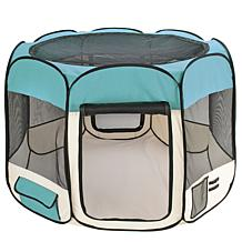 Doggie Dorm Portable Pet Pen