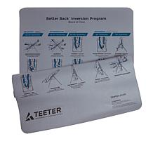 Teeter Hang Ups Better Back Inversion Program Mat