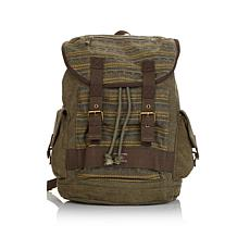 "TOMS ""Savanna"" National Geographic™ Canvas Backpack"