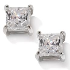 1ct Absolute™ Princess 4-Prong Stud Earrings
