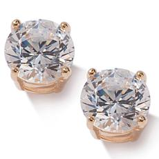 2ct Absolute™ Round 4-Prong Stud Earrings