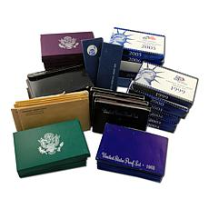 50 Years of Proof Sets/1960-2009 (& Special Mint Sets)