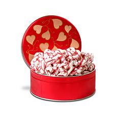 Aldercreek Yogurt Dipped Pretzels in Valentine's Tin