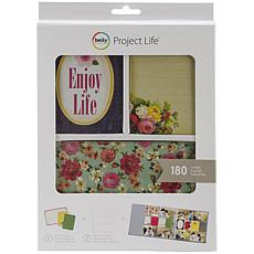 American Crafts Project Life Kit - Enjoy Life