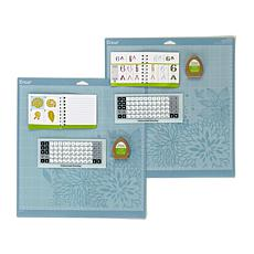 Anna Griffin® Holiday Cricut Cartridges with Cutting Ma