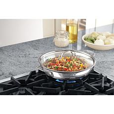 "Calphalon Tri-Ply 12"" Stainless Steel Everyday Pan"