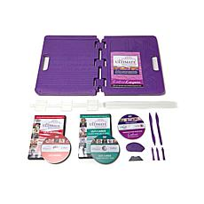 Crafter's Companion Glitter Ultimate w/ 2 Project DVDs