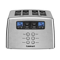 Cuisinart 4-Slice Leverless Countdown Toaster