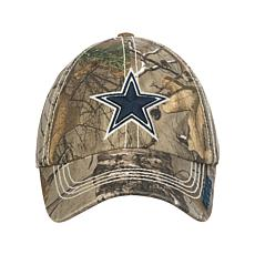 Dallas Cowboys REALTREE™ Camo Hat by '47 Brand