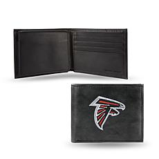 Embroidered Billfold - Atlanta Falcons