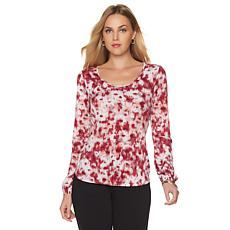 "Hal Rubenstein The ""Miranda"" Scoop-Neck Blouse"