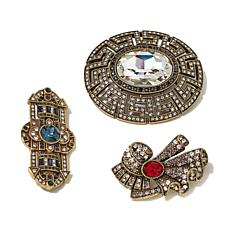 "Heidi Daus ""Collector's Edition"" Pin Set - Deco"