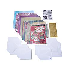 Hot Off The Press Artful Affirmations Papercraft Kit