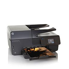 HP Officejet Pro 6830 All-in-One Printer with Software