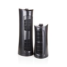 Hunter Perma 5-Stage UVC Air Purifier Large/Small 2pk