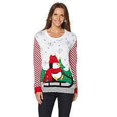 Jeffrey Banks Ugly Christmas Sweater