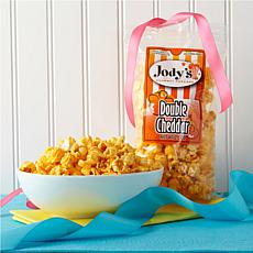 Jody's Gourmet Popcorn 6-pack - Double Cheddar