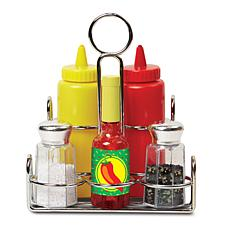 Melissa & Doug Condiments Set