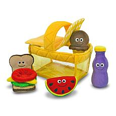 Melissa & Doug Picnic Basket Fill and Spill