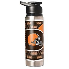 NFL Stainless Steel Water Bottle - Cleveland Browns