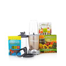 NutriBullet 900 with Superboost and Recipe Book