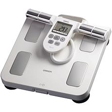 Omron Full-Body Sensing Monitor and Scale - White