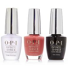 OPI Infinite Shine Trio - In Familiar Terra-Tory