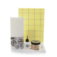 Paper Wishes Gilding Flakes Stamps & Dazzles™