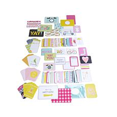 Project Life Dear Lizzy Happy Place Core Kit