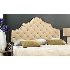 Safavieh Arebelle Tufted Velvet Headboard - Twin