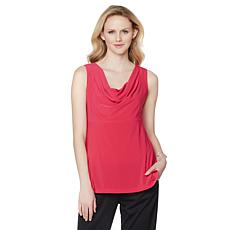 Slinky® Brand Cowl-Neck Tunic 2pk Set
