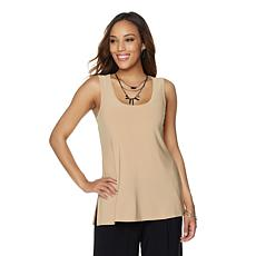 Slinky® Brand Sleeveless Tunic 2pk Set