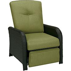 Strathmere Outdoor Reclining Arm Chair - Cilantro Green
