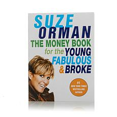 """The Money Book"" Book by Suze Orman"
