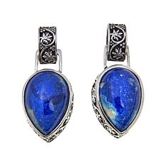 Traveler's Journey Lapis & Gem Reversible Earrings