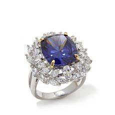 Victoria Wieck Absolute™ and Simulated Tanzanite Ring