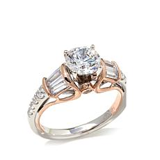 Victoria's 1.94ctw Absolute™ 14K 2-Tone Engagement Ring