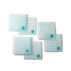 We R Memory Keepers 6-piece Everyday Embossing Folders