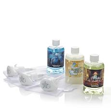 Winter Lane 3pk Spiritual Holiday Soaps w/Musical Pumps