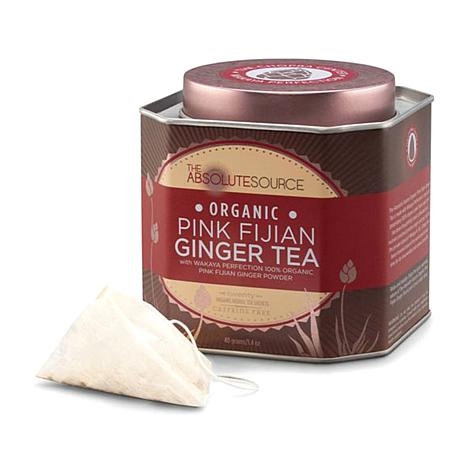 Wakaya Perfection Pink Fijian Ginger Tea 20-Count