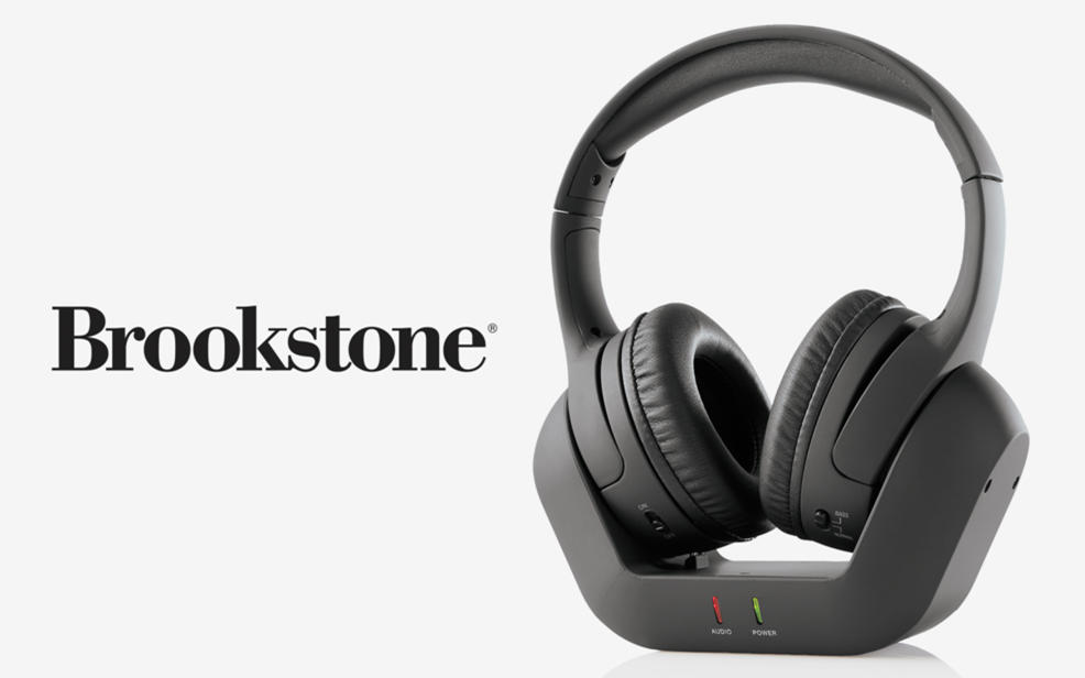 UP TO 20% OFF SELECT BROOKSTONE