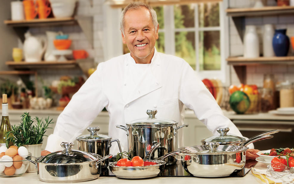 5 FLEXPAY + SALE ON ALL WOLFGANG PUCK