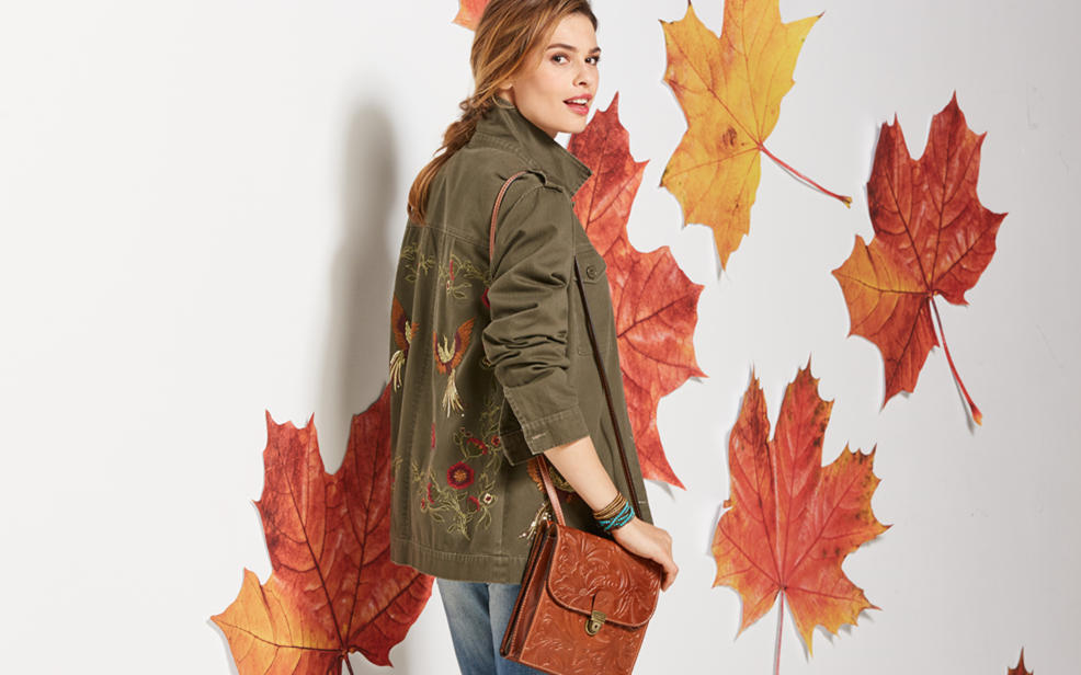 FALL FASHION NEW ARRIVALS