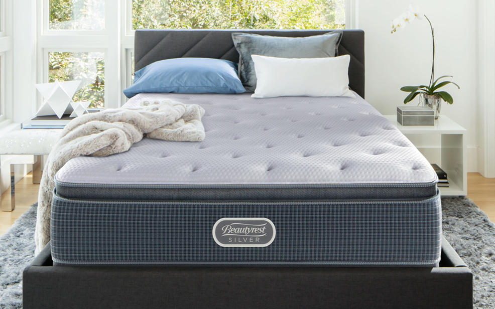 a beaurty rest silver mattress