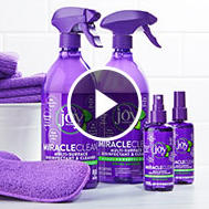 Joy Mangano Miracle Clean Kit Wrmvnl