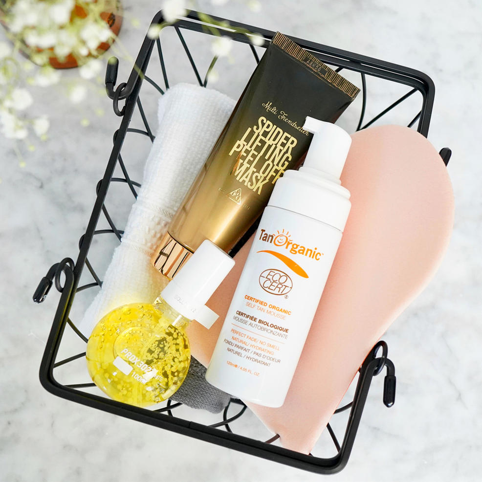Beauty spy finds