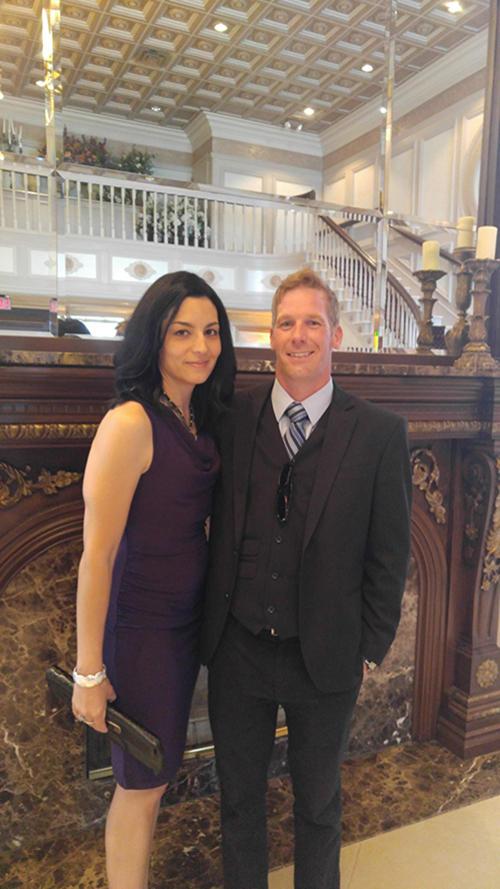 Jonathan & Desiree Rajala
