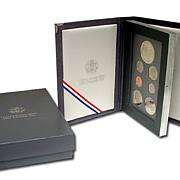 1991 Prestige Proof Set